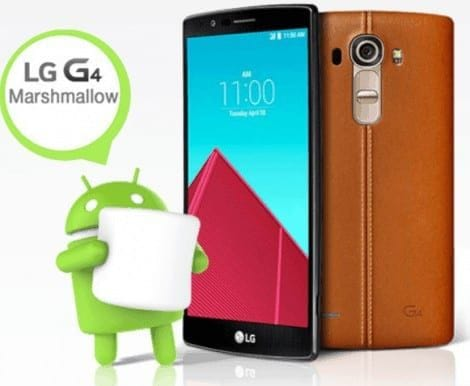 Root LG G4 H815 Marshmallow e instalar TWRP Recovery