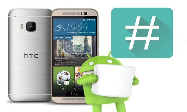 Rootear HTC One M9 con Android Marshmallow e instalar TWRP