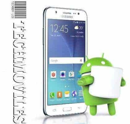 Instalar TWRP Recovery Rootear Galaxy J5 2016 Android Marshmallow