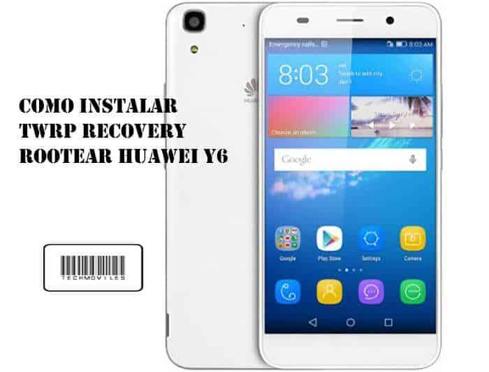 Huawei Twrp Recovery